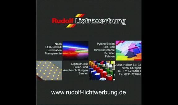Logo von Rudolf Lichtwerbung GmbH