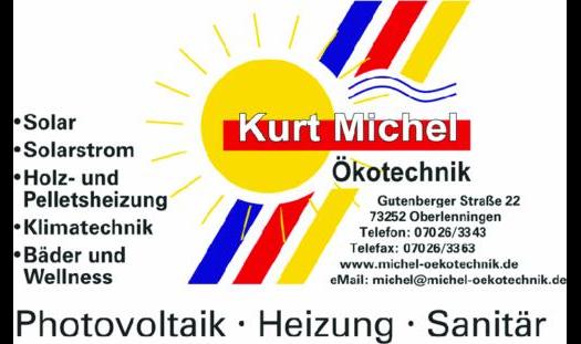 Logo von Kurt Michel