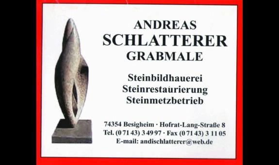 Logo von Schlatterer Andreas