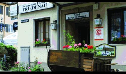 Friedenau - Restaurant