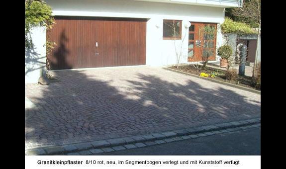 Außenanlagen Laib Straßenbau GmbH