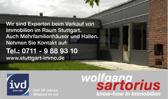 Sartorius Immobilien Diplom Kfm. Wolfgang Sartorius
