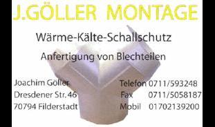 Logo von Göller Joachim Isolierarbeiten