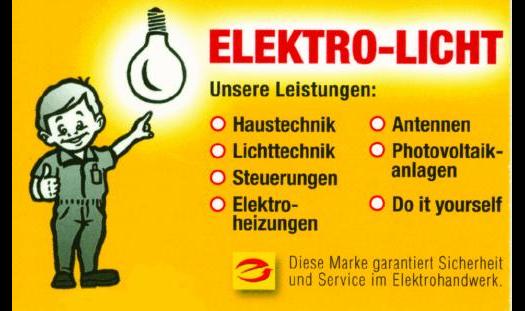 Elektro-Licht