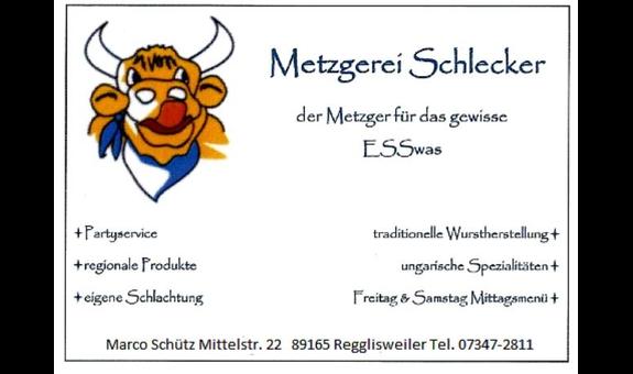 Metzgerei Schlecker