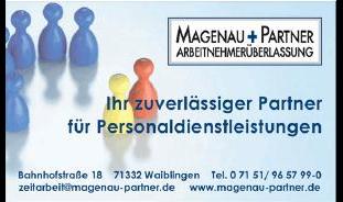 Magenau + Partner GbR