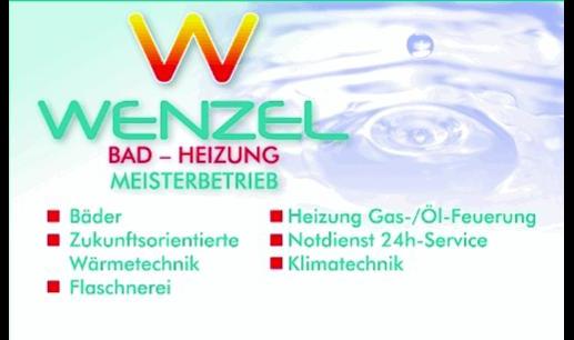 Wenzel Bad Heizung GmbH