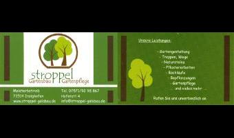 Logo von Stroppel Gartenbau Gartenpflege