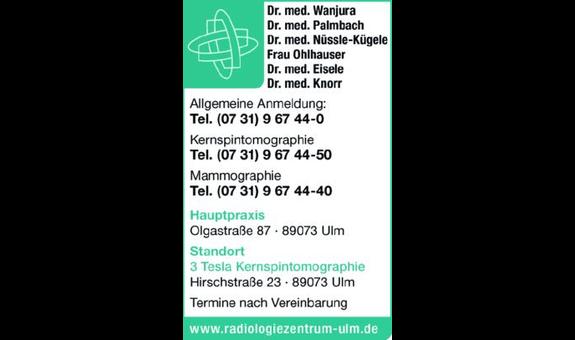 Logo von Dres.med. Wanjura, Palmbach, Nüssle-Kügele, Ohlhauser und Eisele