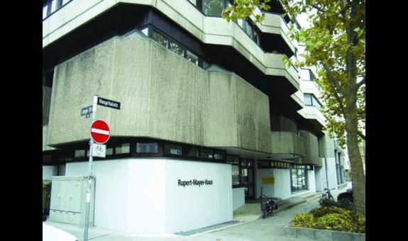 Rupert-Mayer-Haus - Studentenwohnheim