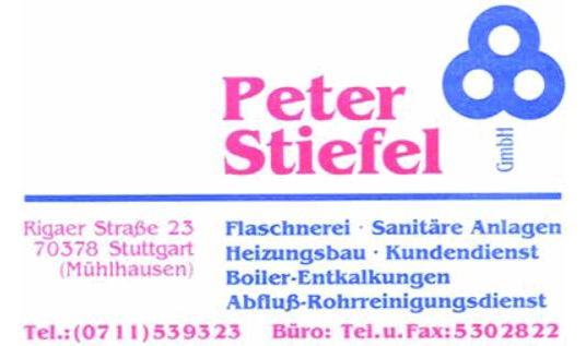 Peter Stiefel GmbH