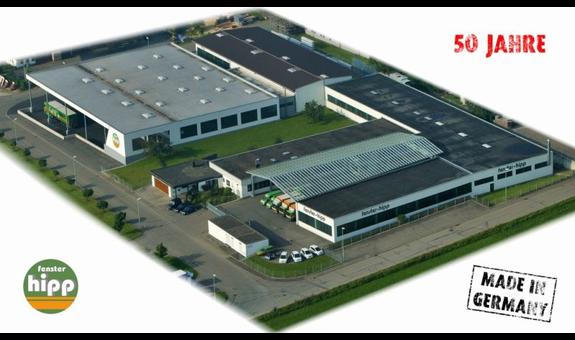 Logo von Hipp Fensterbau GmbH & Co.KG