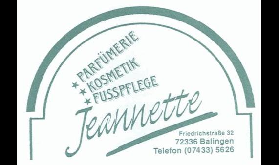 Parfümerie Jeannette