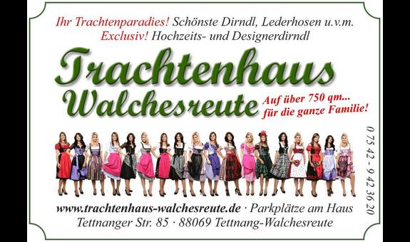 Logo von Trachtenhaus Walchesreute Peter Macher
