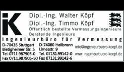 Logo von Köpf Walter und Timmo Dipl.-Ing.