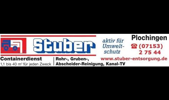 Logo von Stuber Entsorgungs-GmbH