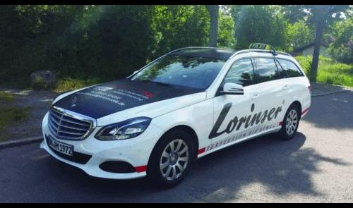 Taxiservice & Kurier Waiblingen