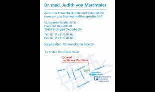 Marchtaler Judith von Dr.med., Frauenärztin