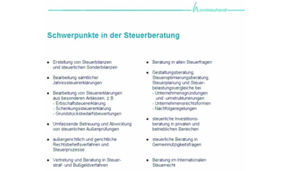 Horn Dr. Unternehmensberatung GmbH