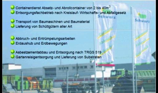 Entsorgungsfachbetrieb Schwarz GmbH