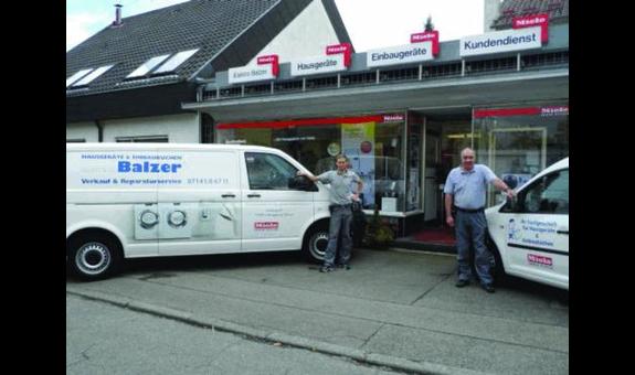 Elektro Ruth Balzer GmbH Miele - Siemens