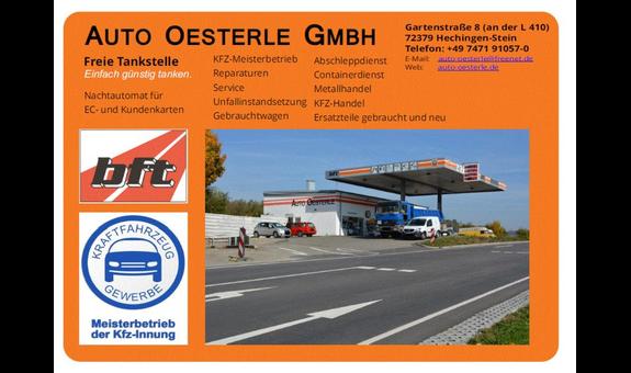 Logo von Auto Oesterle
