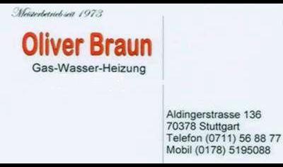 Braun Oliver