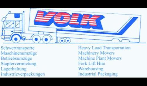 Volk Maschinentransporte