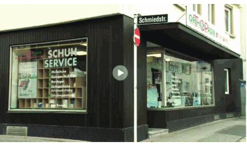 Orthopädie Schuh Service
