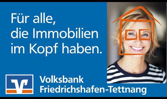 Logo von Volksbank Tettnang
