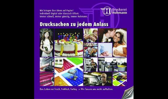 Handelsdruckerei Georg Hohmann GmbH