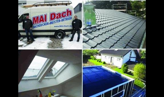 Dachdeckermeisterbetrieb MAI-Dach