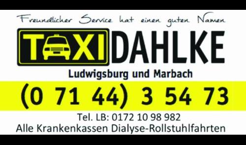 Logo von Taxi - Dahlke