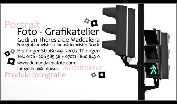 Logo von Foto - Grafikatelier Gudrun Theresia de Maddalena