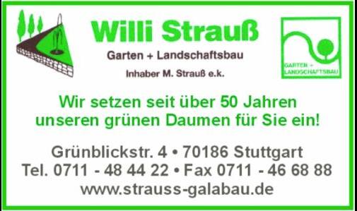 Strauß Willi