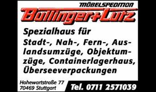 Bullinger + Lutz