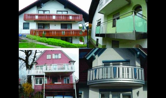 Geißler Balkone