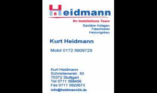 Kurt Heidmann