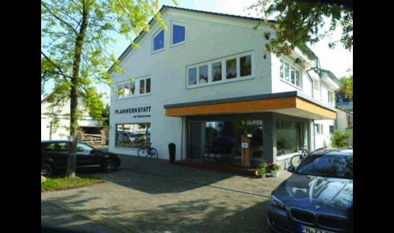 Logo von Planwerkstatt am Bodensee marzini architekten partner