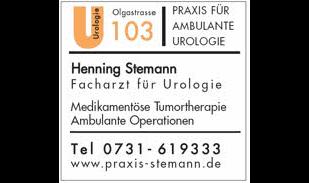 Stemann Henning Urologische Praxis