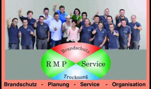 Logo von Brandschutz u. Trocknung RMP-Service