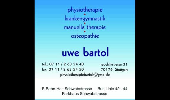 Bartol Uwe Osteopathie