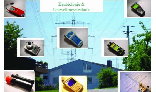 Baubiologie & Umweltmesstechnik Czehowsky