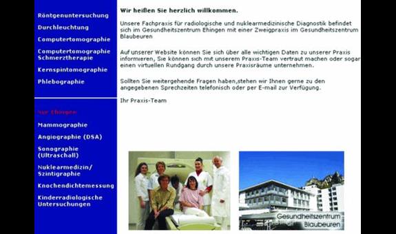 Radiologische Gemeinschaftspraxis