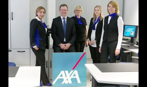 AXA Kampka Hans Versicherungen