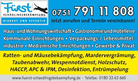 Fürst Schädlingsbekämpfungs GmbH