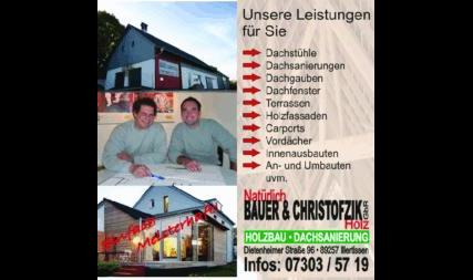 Logo von Bauer & Christofzik GmbH