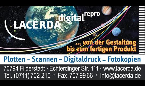 Lacerda Lichtpauserei GmbH