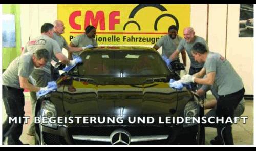 CMF-Fahrzeugpflege