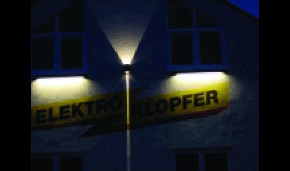 Elektro Klopfer